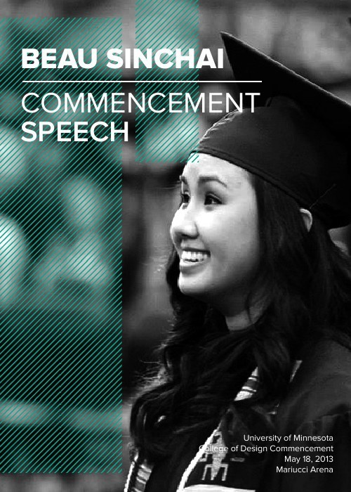 Commencement Speech