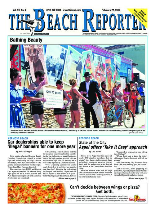 The Beach Reporter | 2-27-14