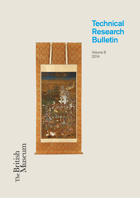 The British Museum Technical Research Bulletin, Volume 8