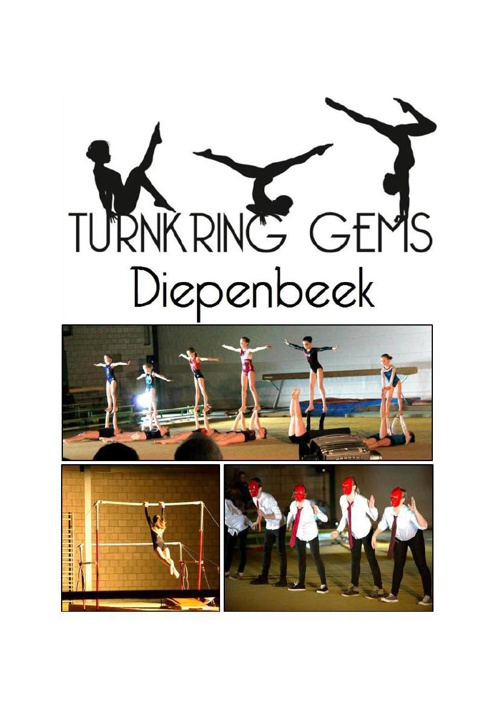 Turnkring Gems Diepenbeek: Online folder seizoen 2014 2015