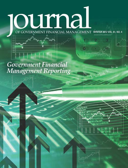 Winter 2012 Journal of Government Financial Management