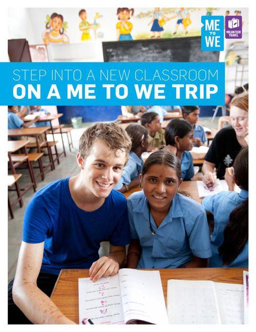 School Trips Brochure