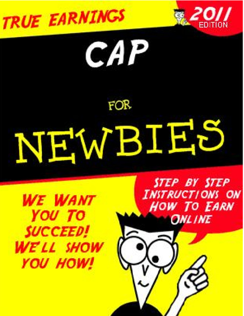 CAP  FOR  NEWBIES