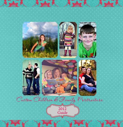 Trisha Lynn Photography 2012 Session Guide