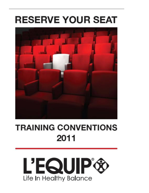 2011 Training Convention