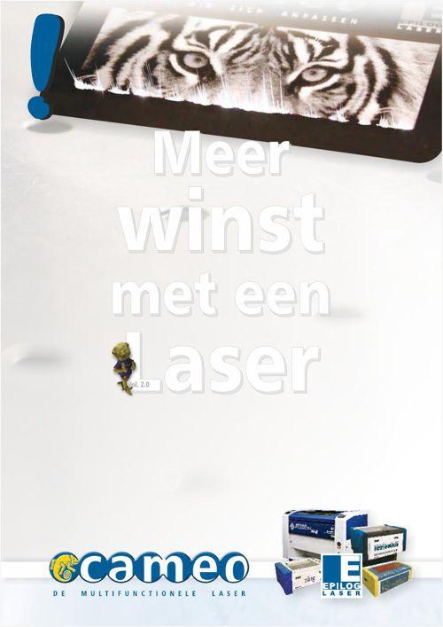 cameo Laser - Meer winst met een Laser