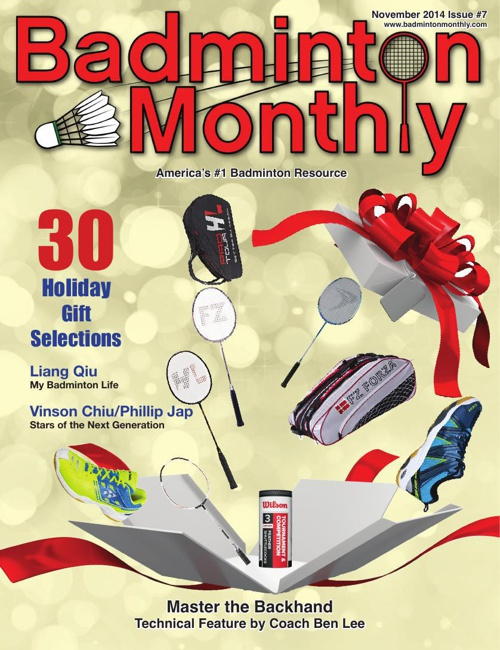 Badminton Monthly Issue #7