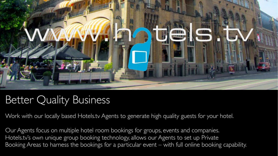 Hotels.tv Amsterdam