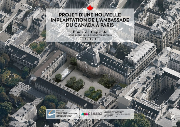 Dossier Ambassade du Canada