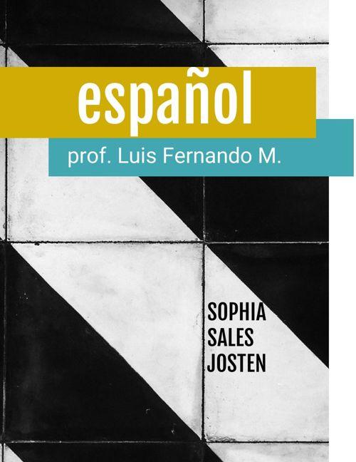 albume español 2