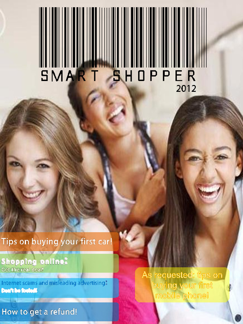Smart Shopper Magazine 2012