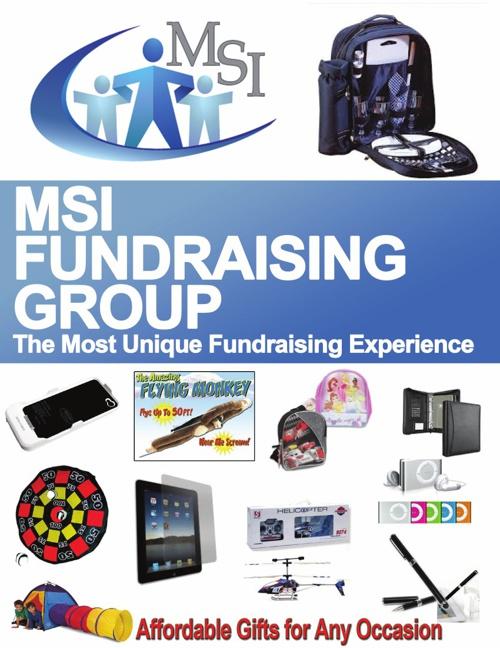 MSI Fundraising Group Catalog Fundraiser
