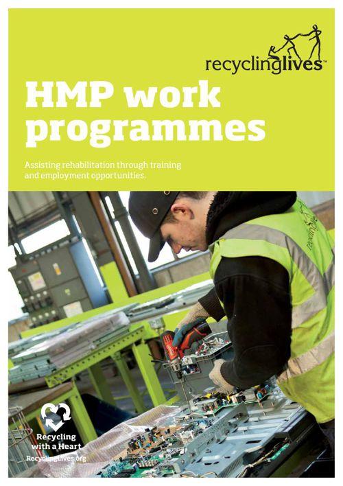 Recycling Lives HMP work programmes