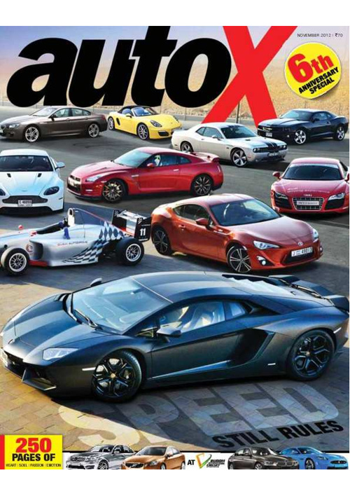 AutoXNov 2012
