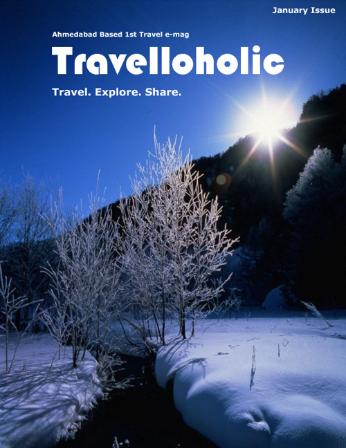 Travelloholic Travel magazine (January issue)