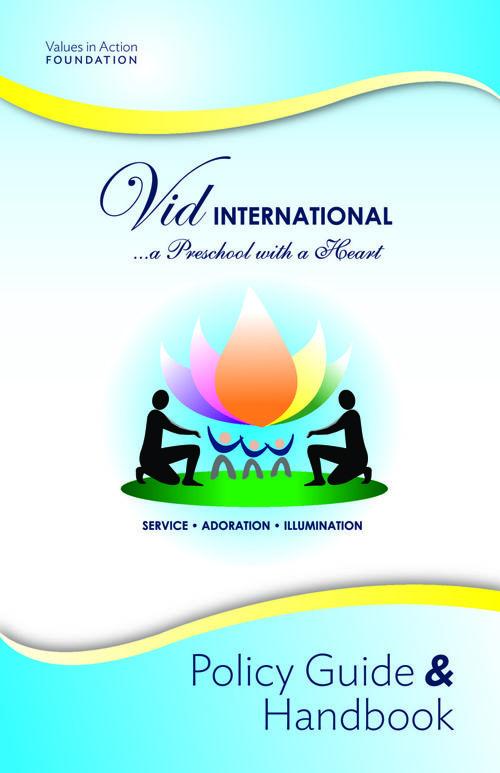Vid International - POLICY Handbook