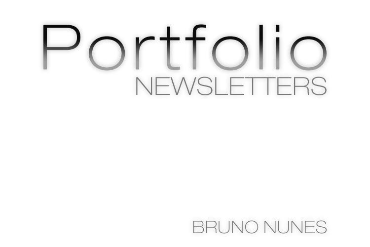 Web design Portfolio Newsletters