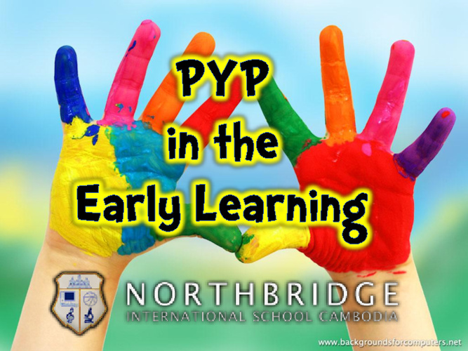 PYP in the Early Learning Flipbook SY2011-2012
