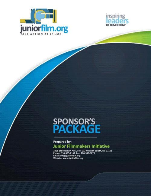 JFI Sponsor's Package