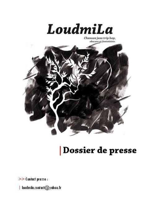 Dossier de Presse LoudmiLa