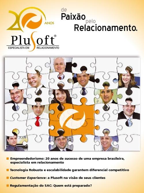Plusoft 20 Anos