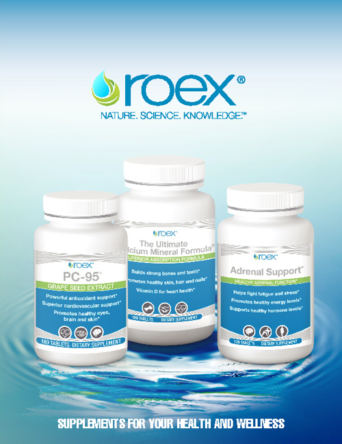 Roex Product Catalog