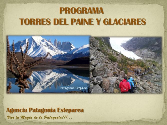 Programas Patagonia Esteparea