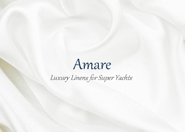 Amare Yacht Linens