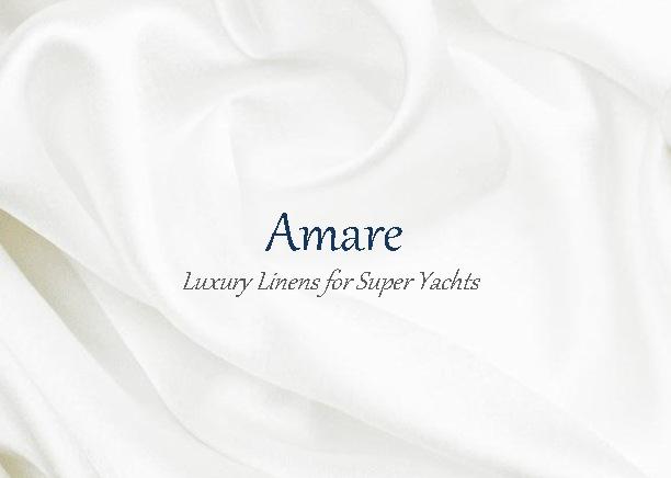 Amare Yacht Linens