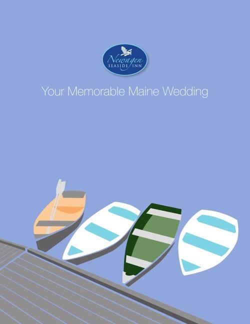 Your Memorable Maine Wedding at Newagen Seaside Inn