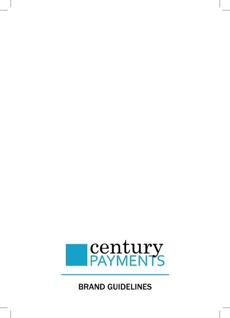 Century Brand Guidelines