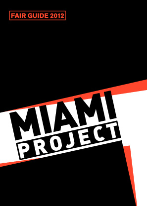 Miami Project 2012 Fair Guide