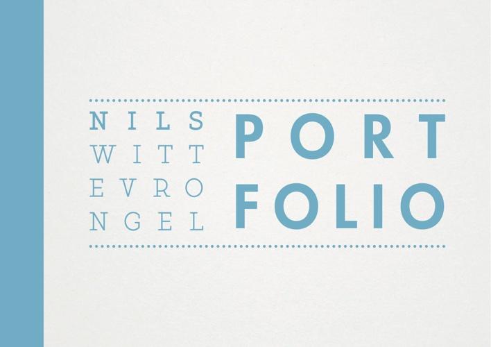 Nils Wittevrongel: Portfolio
