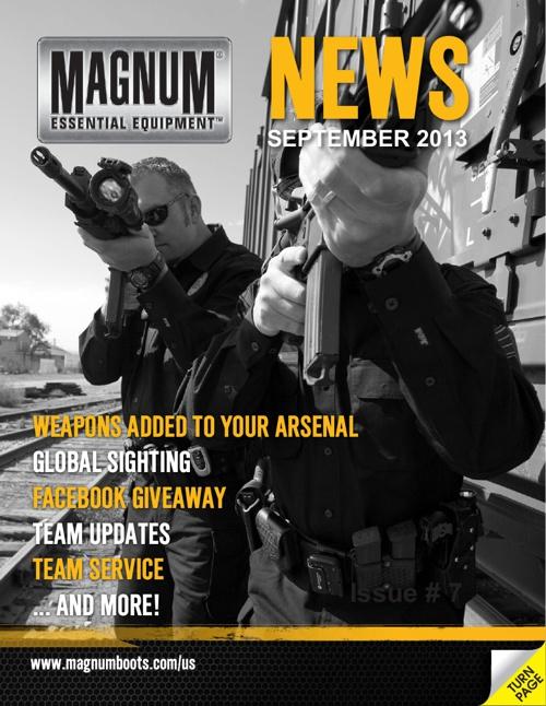 Magnum USA News # 7 2013
