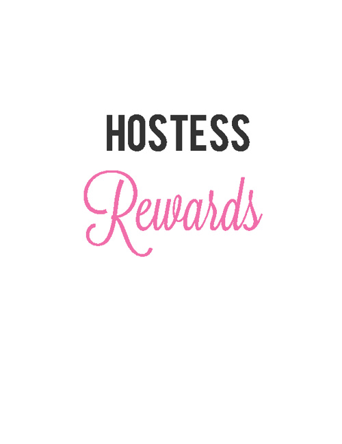 Mary Kay Hostess Rewards