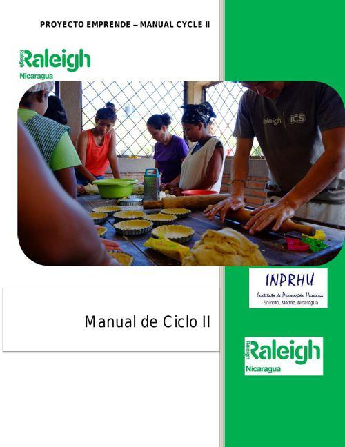 Manual ciclo II Español COMPLETO