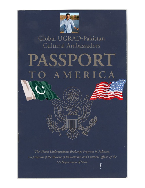 Cultural Passport - Waqar Ahmed