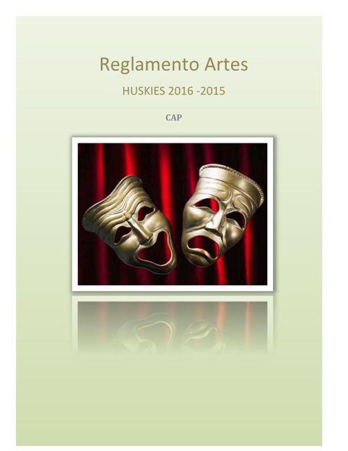 Reglamento Artes