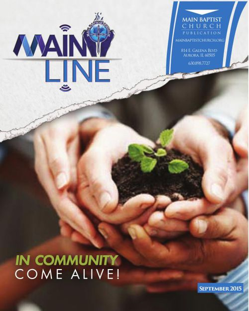 Main Line Publication - September 2015