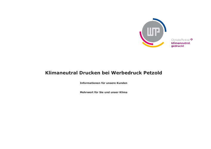 WP-Klimaneutral