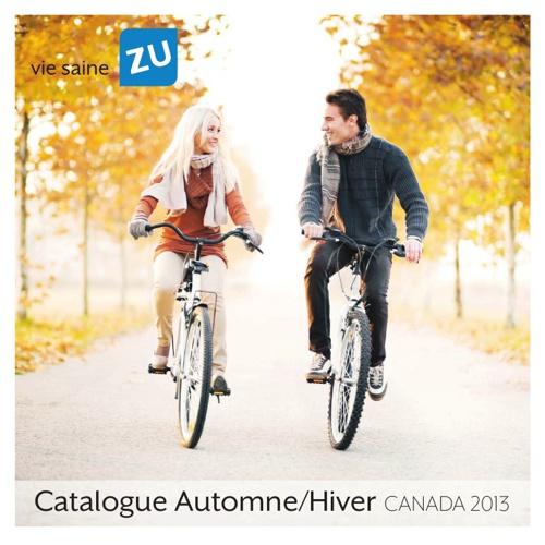 Fall Catalog - French