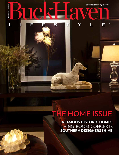 BuckHaven Lifestyle November 2012