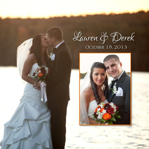 Lauren and Derek's Album