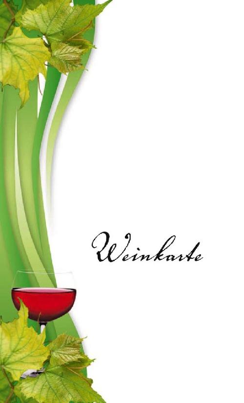 Weinkarte 2012,  Hotel-Restaurant Krone