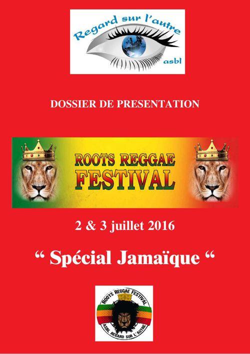 Roots Reggae dossier Presse 2016