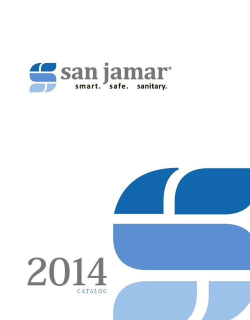 San Jamar 2014 Catalogue