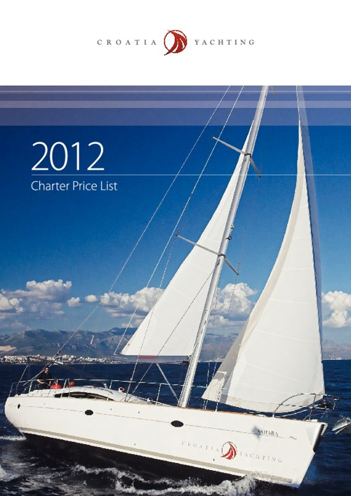 Croatia Yachting Charter - Price list 2012