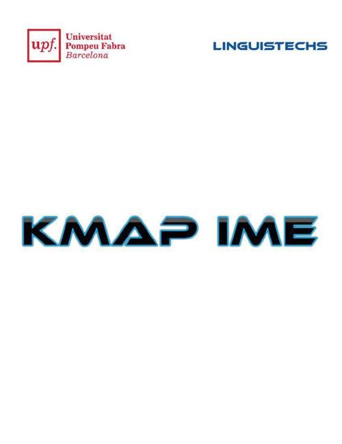 KMap IME - Français