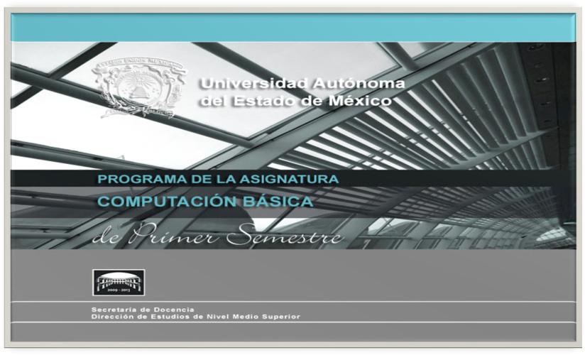 Programa General de Computación Básica