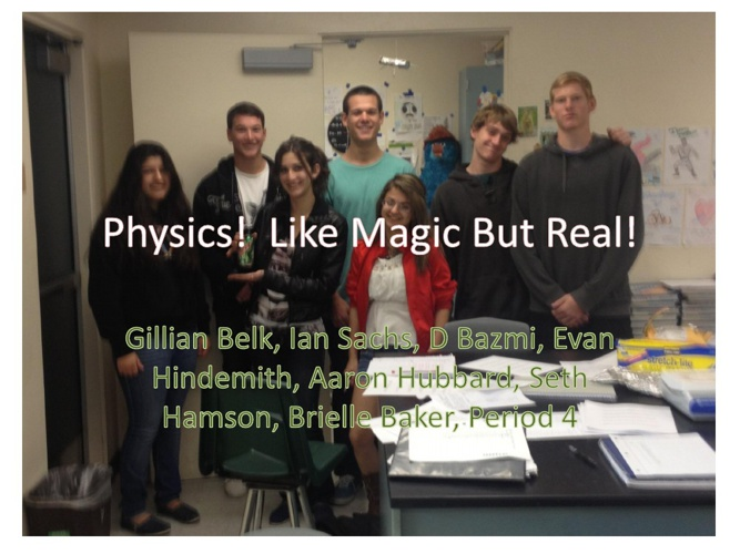Ultamite Heat Transfer Project!  Like Magic But Real!